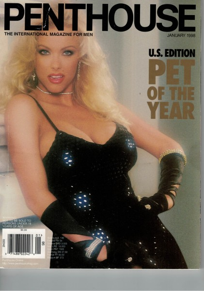 Penthouse US Edition 1998-01 Januar