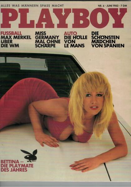 Playboy D 1982-06 Juni