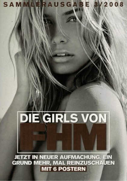 FHM - For Him Magazine - Sammlerausgabe 03/2008