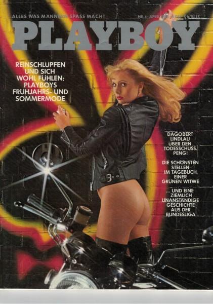 Playboy D 1978-04 April