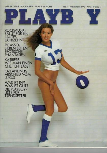Playboy D 1979-11 November