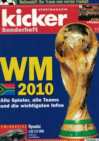 Kicker Sonderheft WM 2010