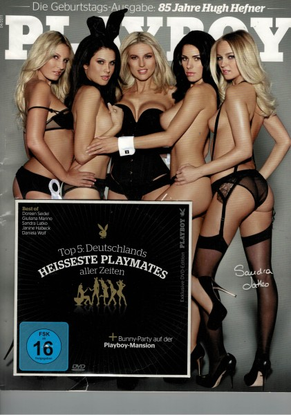 Playboy D 2011-04 April