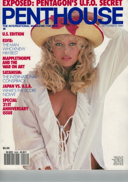 Penthouse US Edition 1990-09 September
