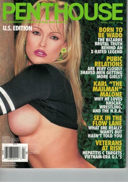 Penthouse US Edition 2000-04 April