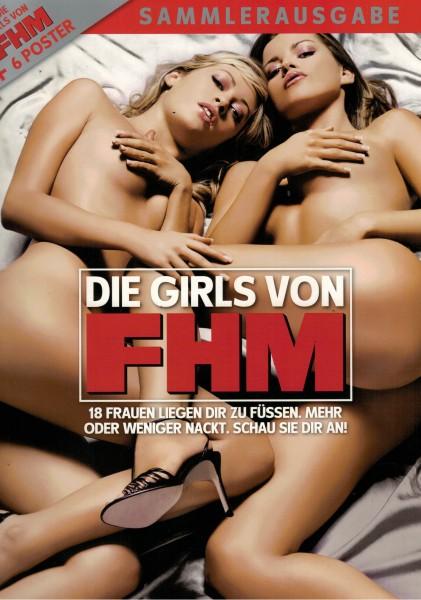 FHM - For Him Magazine - Sammlerausgabe 04/2007