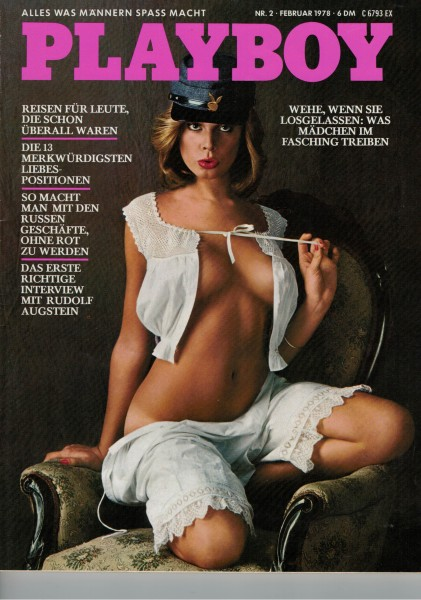 Playboy D 1978-02 Februar