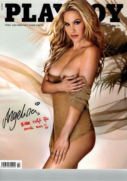 Playboy D 2015-02 Februar ABO-Cover