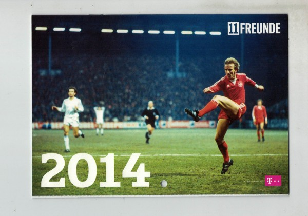 11 Freunde - Kalender 2014
