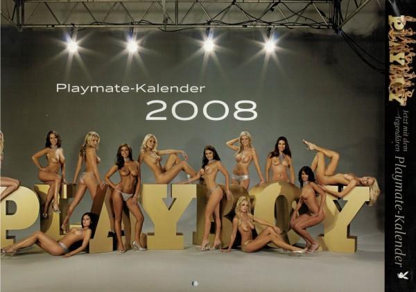 Playboy Playmate Kalender 2008