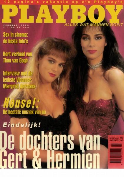 Playboy Niederlande 1993-02 Februar