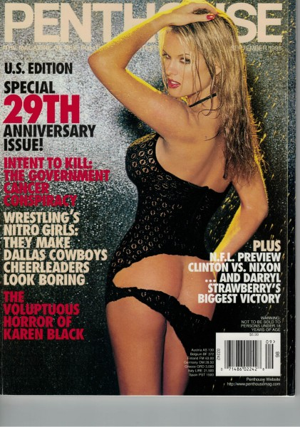 Penthouse US Edition 1998-09 September