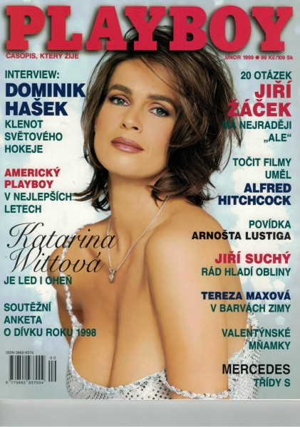 Playboy Tschechei 1999-02 Februar