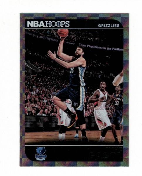 Basketballkarte - MARC GASOL - Panini - NBA HOOPS