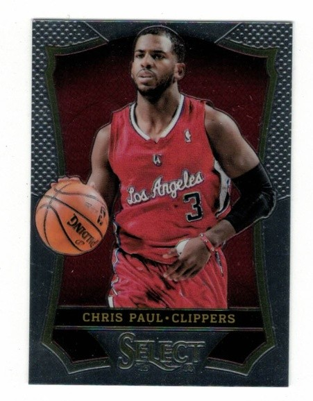 Basketballkarte - CHRIS PAUL - Panini - Select