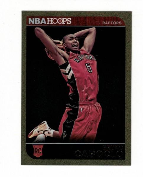 Basketballkarte - BRUNO CABOCLO - Panini - NBA HOOPS
