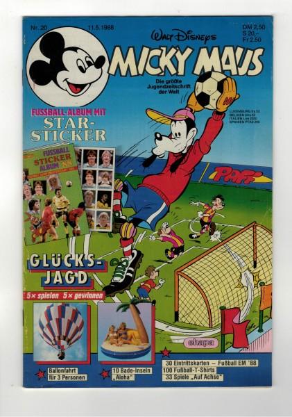 Micky Maus 1988 Nr. 20 / 11.05.1988