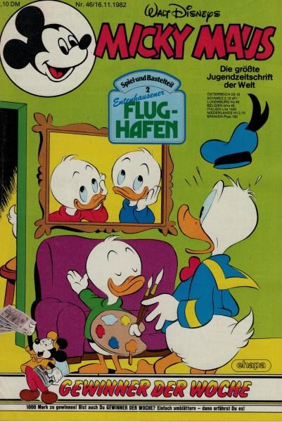 Micky Maus 1982 Nr. 46 / 16.11.1982