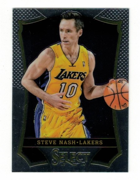 Basketballkarte - STEVE NASH - Panini - Select