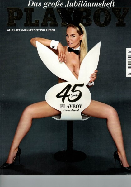 Playboy D 2017-07 Juli ABO-Cover