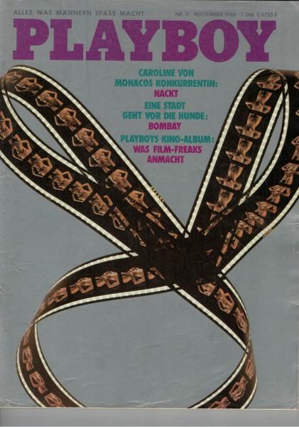Playboy D 1980-11 November