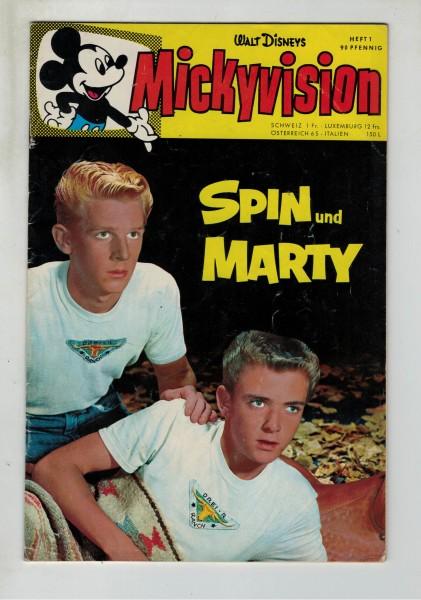 Mickyvision 1962 Nr. 01