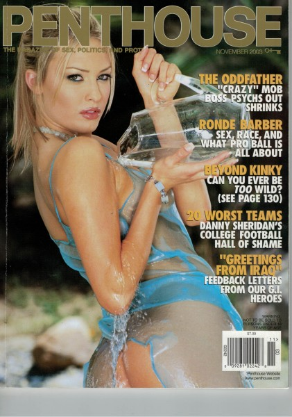Penthouse US Edition 2003-11 November