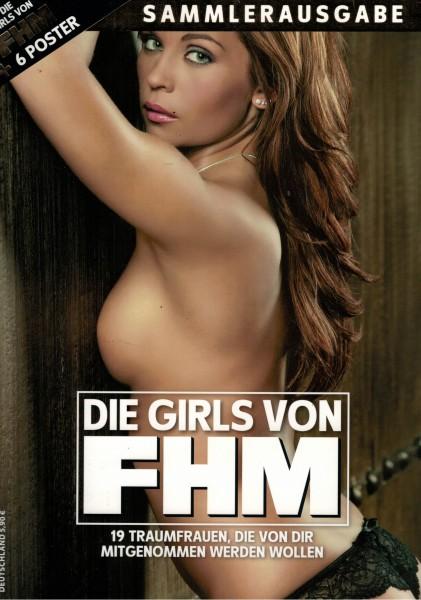 FHM - For Him Magazine - Sammlerausgabe 02/2007