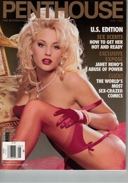 Penthouse US Edition 1996-05 Mai