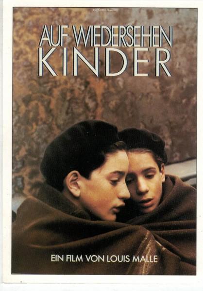 """Cinema Filmkarte """"Auf Wiedersehen Kinder"""""""