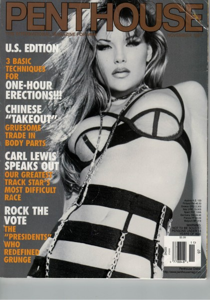 Penthouse US Edition 1997-11 November