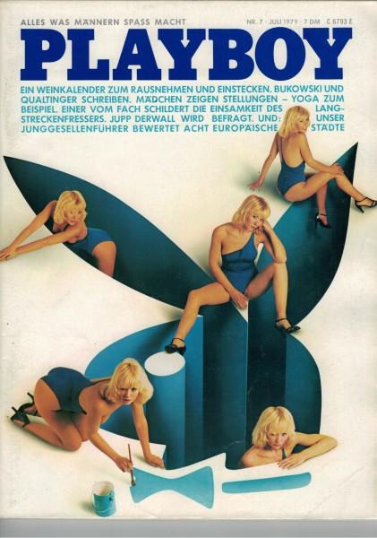 Playboy D 1979-07 Juli