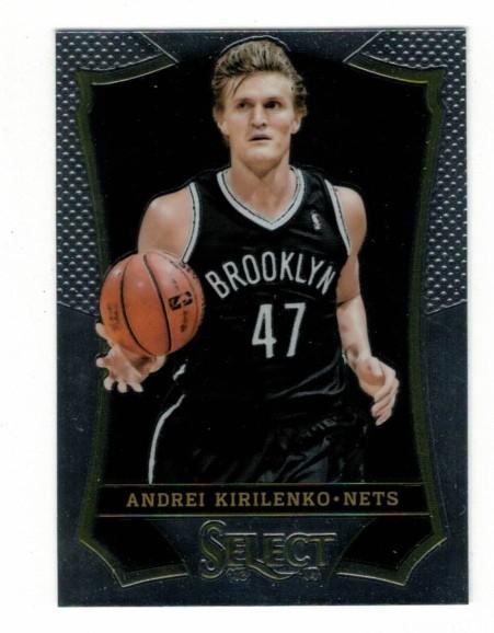 Basketballkarte - ANDREI KIRILENKO - Panini - Select