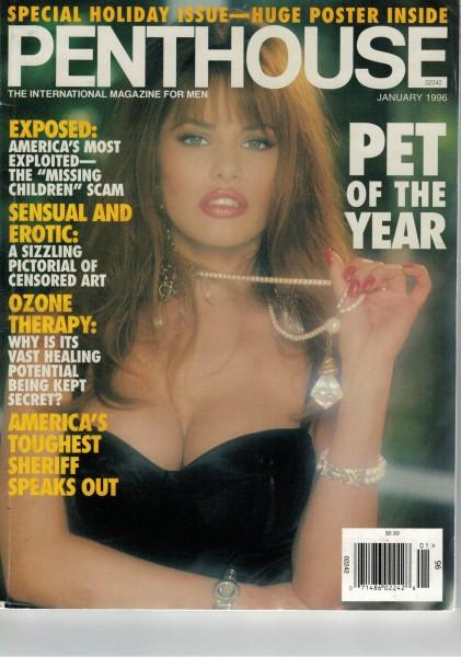 Penthouse US Edition 1996-01 Januar