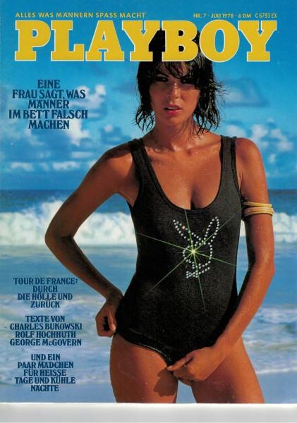 Playboy D 1978-07 Juli