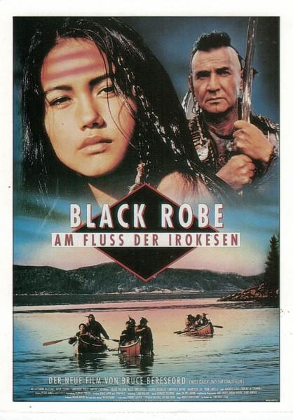 """Cinema Filmkarte """"Am Fluß der Irokesen"""""""