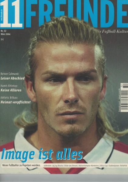 11 Freunde - Heft Nr. 032 - 03 März 2004
