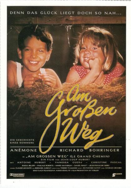 """Cinema Filmkarte """"Am großen Weg"""""""