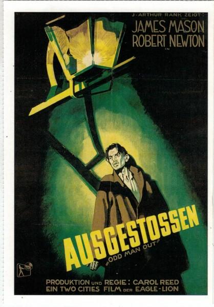 """Cinema Filmkarte """"Ausgestoßen"""""""