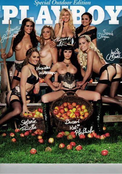 Playboy D 2012-11 November