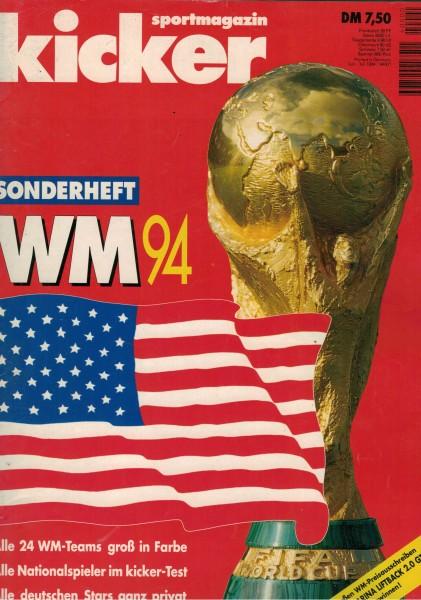 Kicker Sonderheft WM 1994