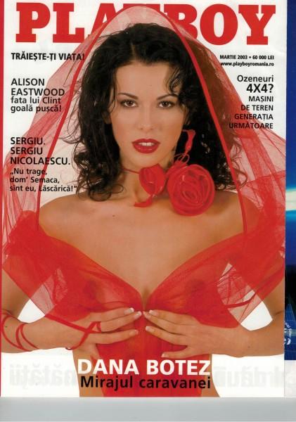 Playboy Rumänien 2003-03 März