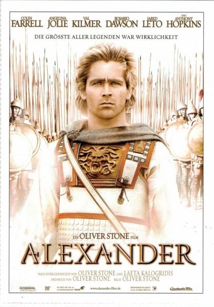 """Cinema Filmkarte """"Alexander"""""""
