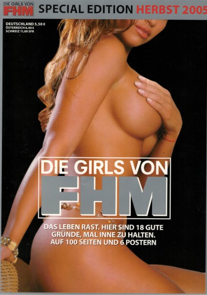 FHM - For Him Magazine - Special Edition Herbst 2005