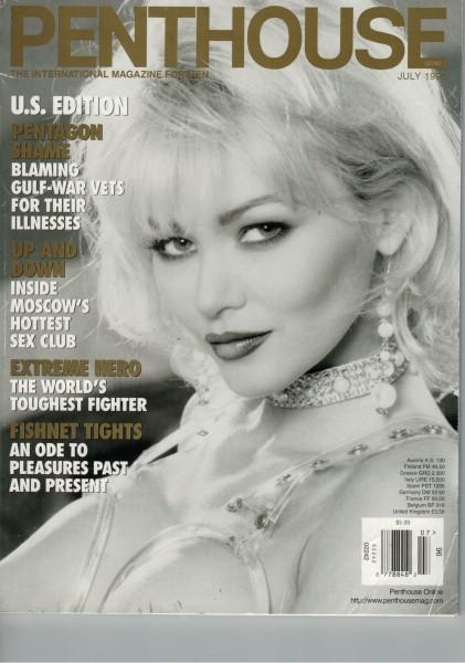 Penthouse US Edition 1996-07 Juli