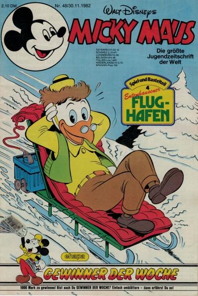 Micky Maus 1982 Nr. 48 / 30.11.1982