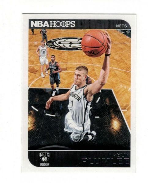 Basketballkarte - MASON PLUMLEE - Panini - NBA HOOPS