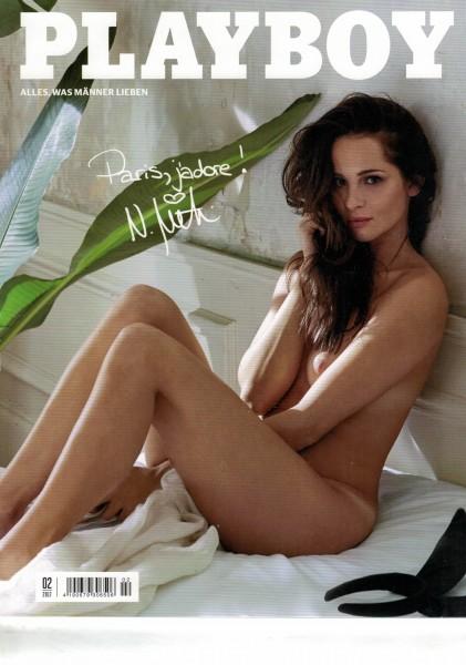 Playboy D 2017-02 Februar ABO-Cover