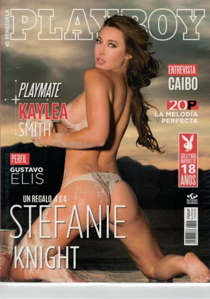 Playboy Venezuela 2016-12 Dezember