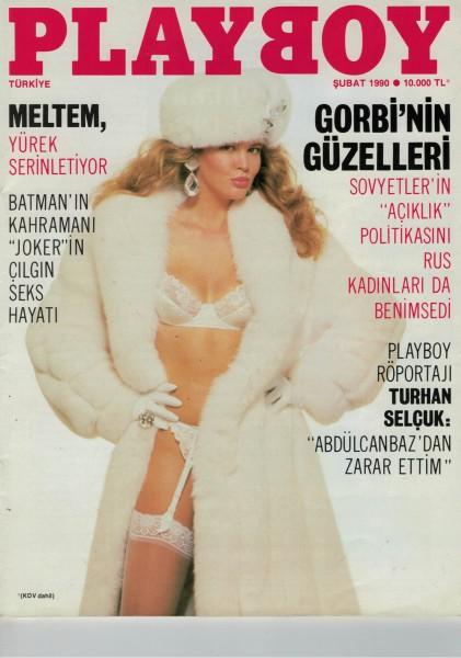 Playboy Türkei 1990-02 Februar
